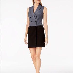 We love the Chic-smart feel of blazer dress